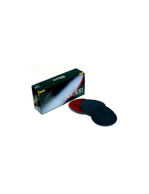 Boite de 20 disques abralon diametre 77 mm G 4000