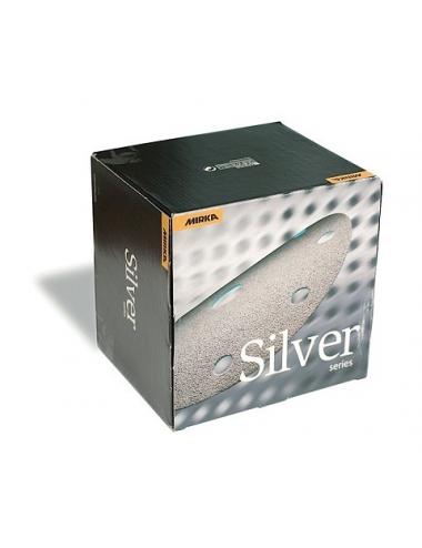 Boite de 100 disques Q SILVER Ø150 15T G500