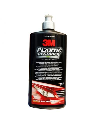 Liquide de polissage pour plastique Optique de Phare 3M 500ml