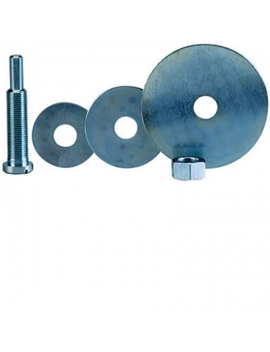 Mandrin pour roue XT-DC & CG-DC 900/6 100 mm