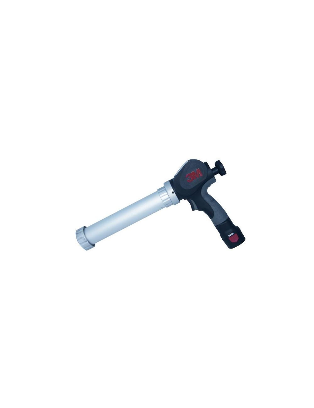 Pistolet éléctrique 10,7 V pour cart./ sachet 415ml ( 2 Bat.+Charg.)