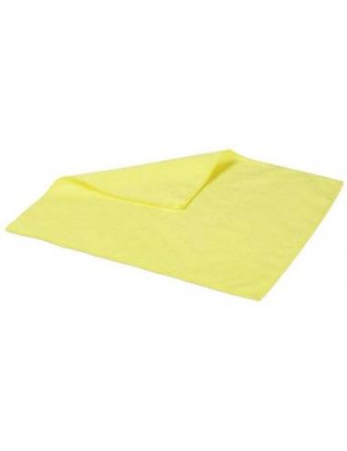 Tissus microfibre haute performance jaune