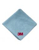Chiffon de lustrage optimum  bleu3M 360x320mm