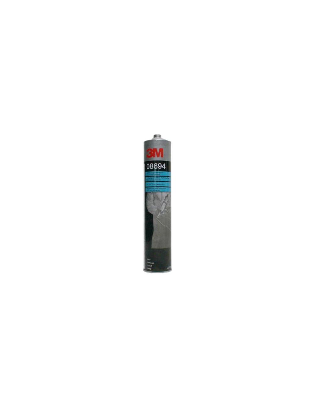 Mastic PU sertis de porte noir cart 310 ml