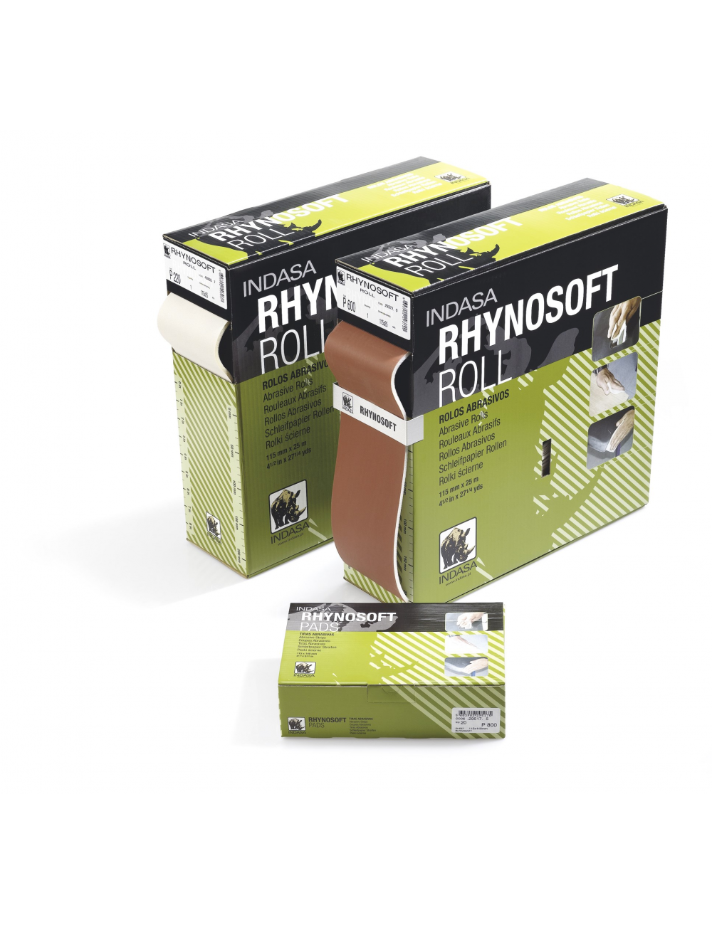 Rouleau mousse Rhynosoft 115 x 25 m G240