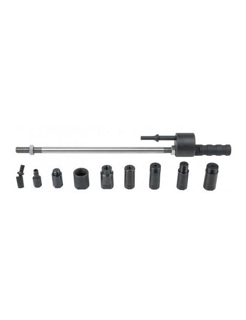 Coffret d'extracteurs d'injecteurs pour pistolet pneumatique vibreur