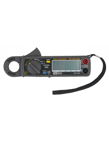 Ampèremètre digital 200A