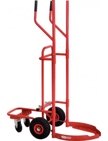 Chariot pour pneus