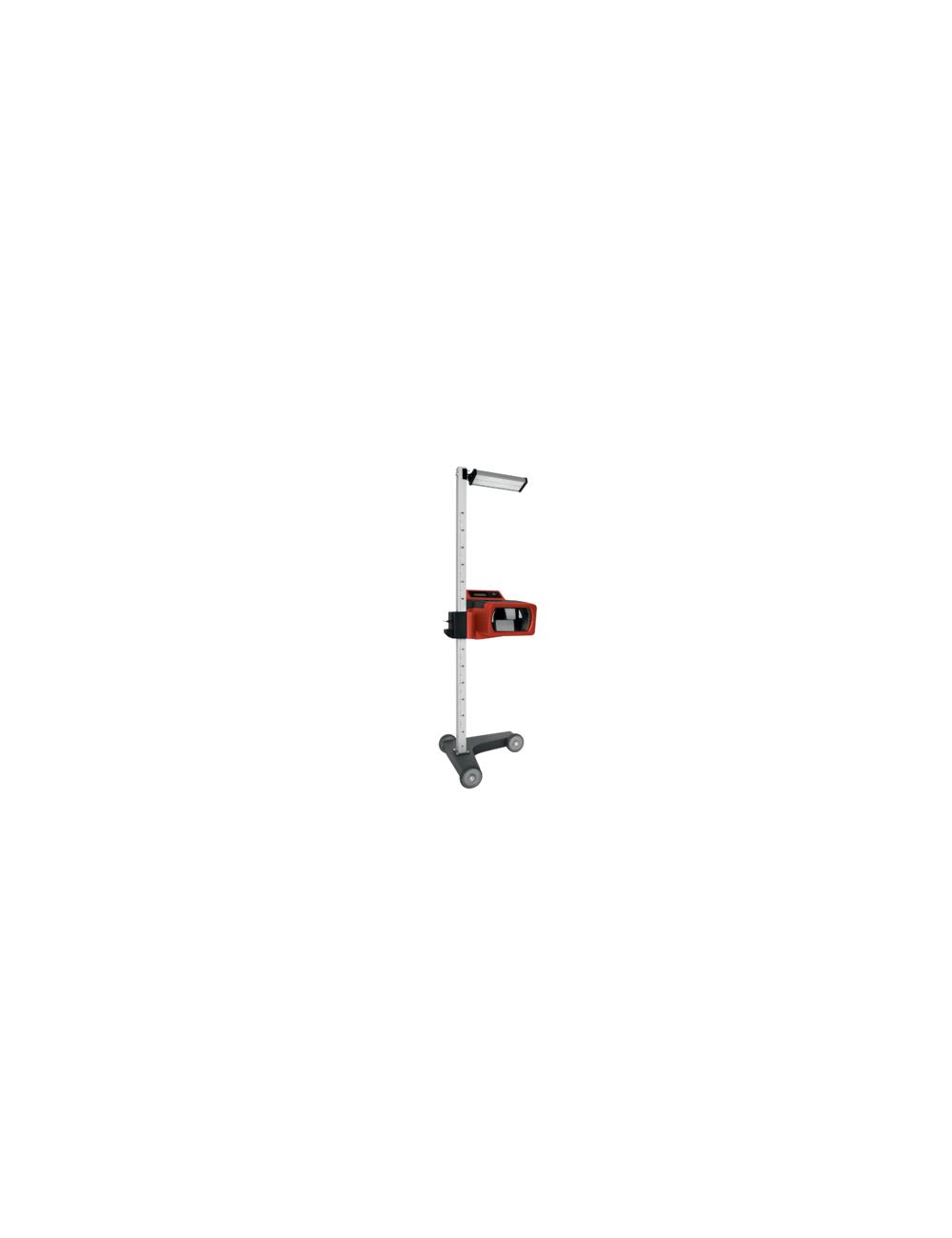 Réglophare à double visée laser