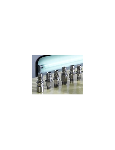 Adaptateur C FLEXI-CUP / Pistolet DeVilbiss