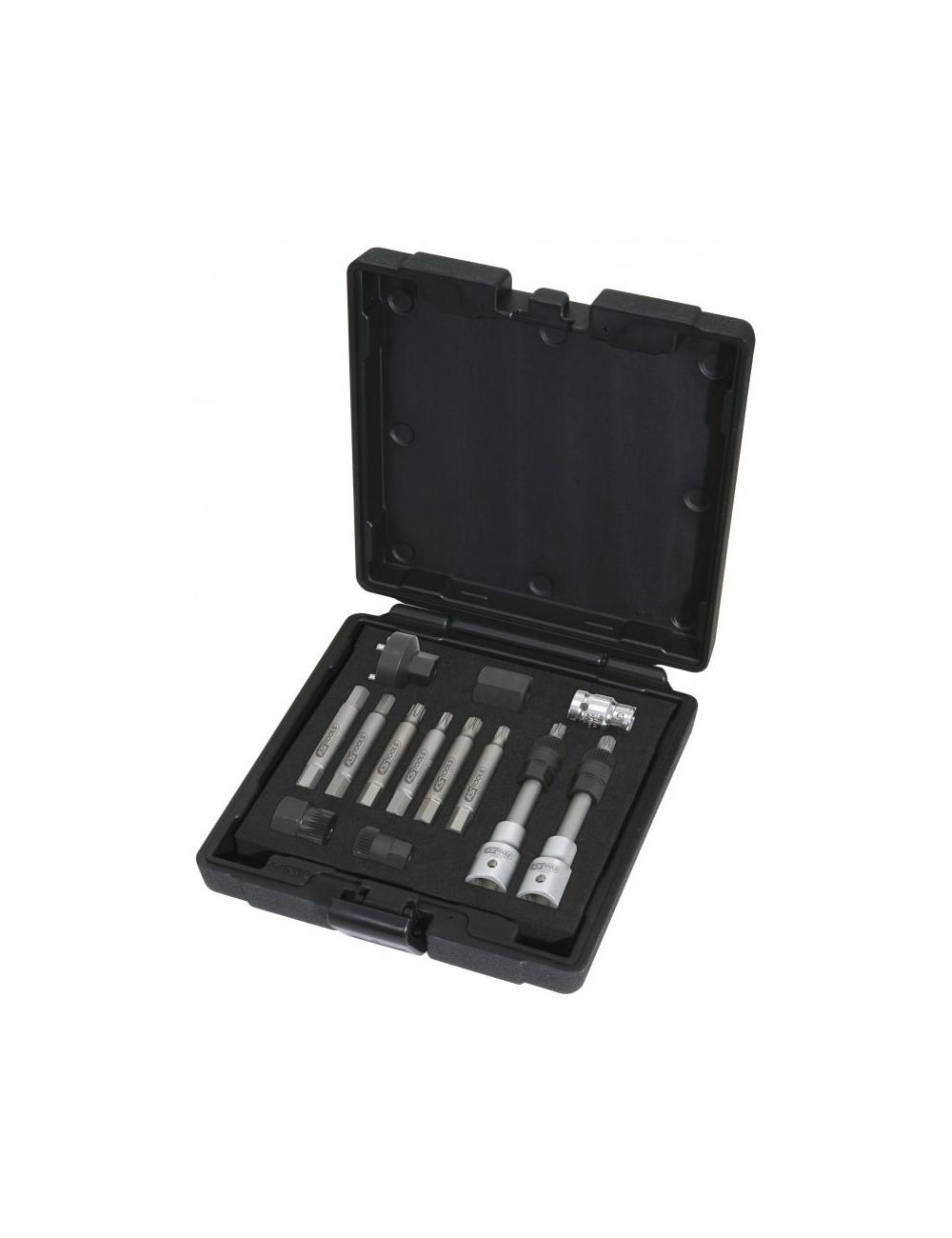 Module d'outils pour poulies débrayables d'alternateurs, 13 pcs