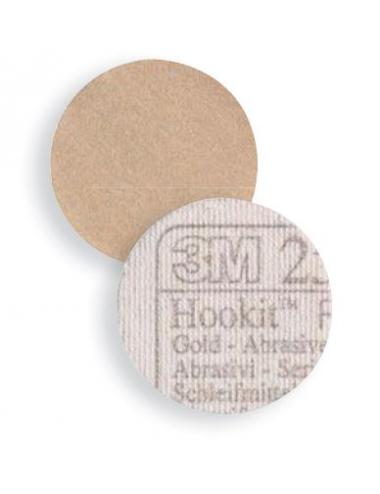Disque Hookit 255P Or diam. 75 mm P320