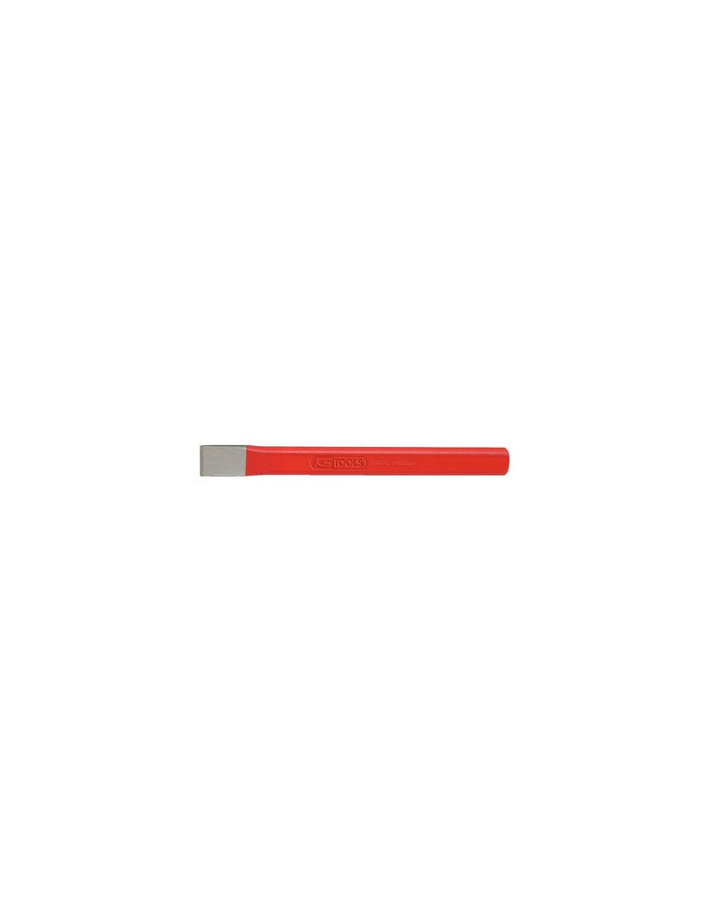 Burin méplat réafutable - profil constant - 20 mm Longueur 200 mm