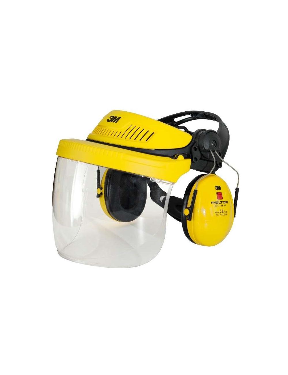 Ensemble protection du visage et de la tête G500