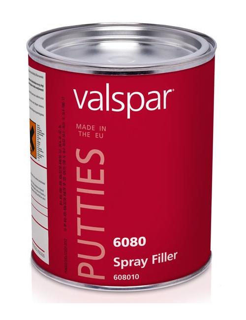 Mastic Spray Filler 6080 VALSPAR 1L