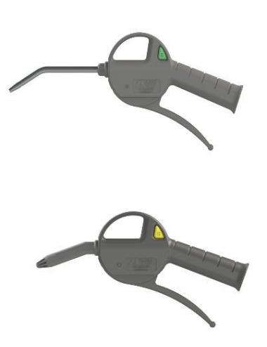 Soufflette d'Air embout métal  raccord Standard IWATA