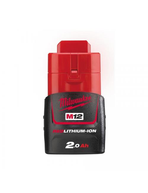 Batterie M12 B2 12V 2,0Ah Red Li-Ion  - système M12