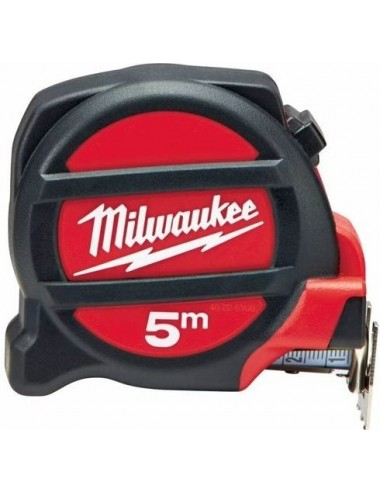 Metre Ruban Mesure roulante 5 m Premium Milwaukee Non Magnetique