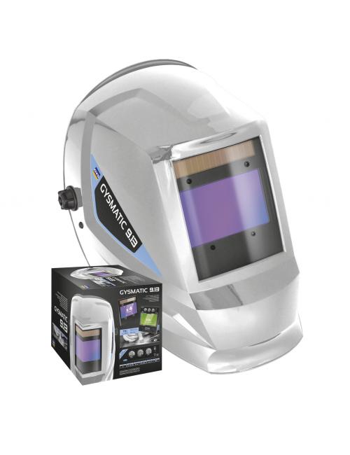 Masque Soudage LCD GYSMATIC 9/13 4capteurs