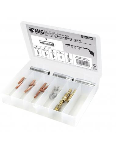 Kit Accessoires torche MB15 Mig 150A