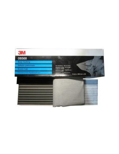 Mastic bourrage / 60 cordons 6 mm x 300 mm (La boite)