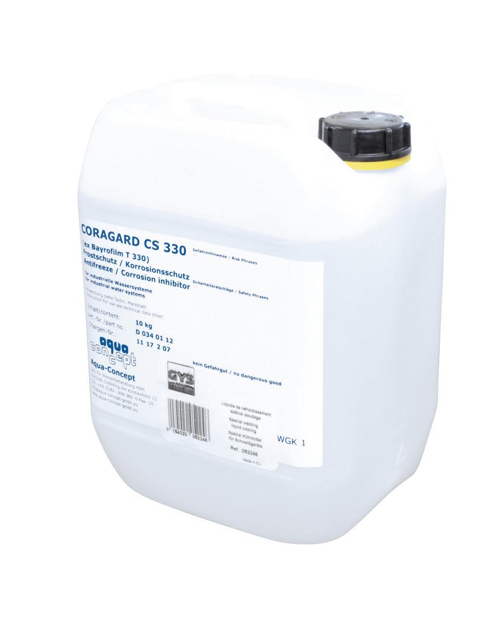 Liquide de refroidissement spécial soudage 10L