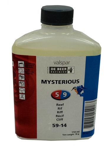 """Base Série Mysterious 59-12 110ml """"Récif"""""""