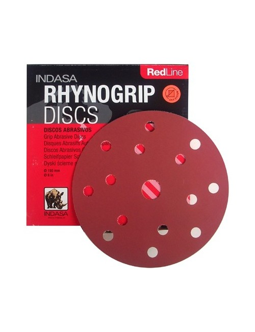 Bte 100 disq. vel. Rhynogrip Red Line Ø150 15T G60