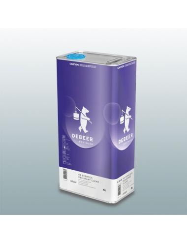 5 lVernis Debeer  Air Dry Anti-rayures  5:1
