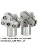 PACK TPG-AUTO ROLL 1.2T(059047+059054)+2 PINCES BAS CAISSE 059061 Grt