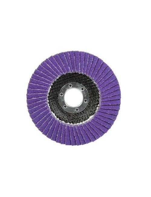 Disque à lamelles bombé 3M™ Cubitron™ II, 40+, 115 x 22mm