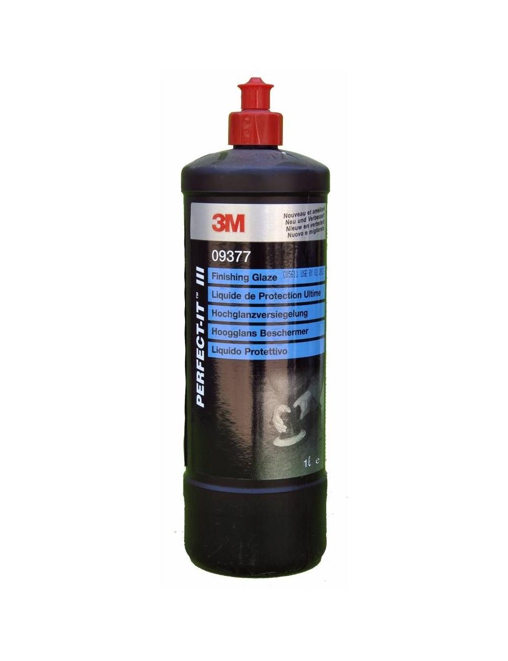 Liquide de protection ultime Perfect it III 3M Bouchon rouge 1L