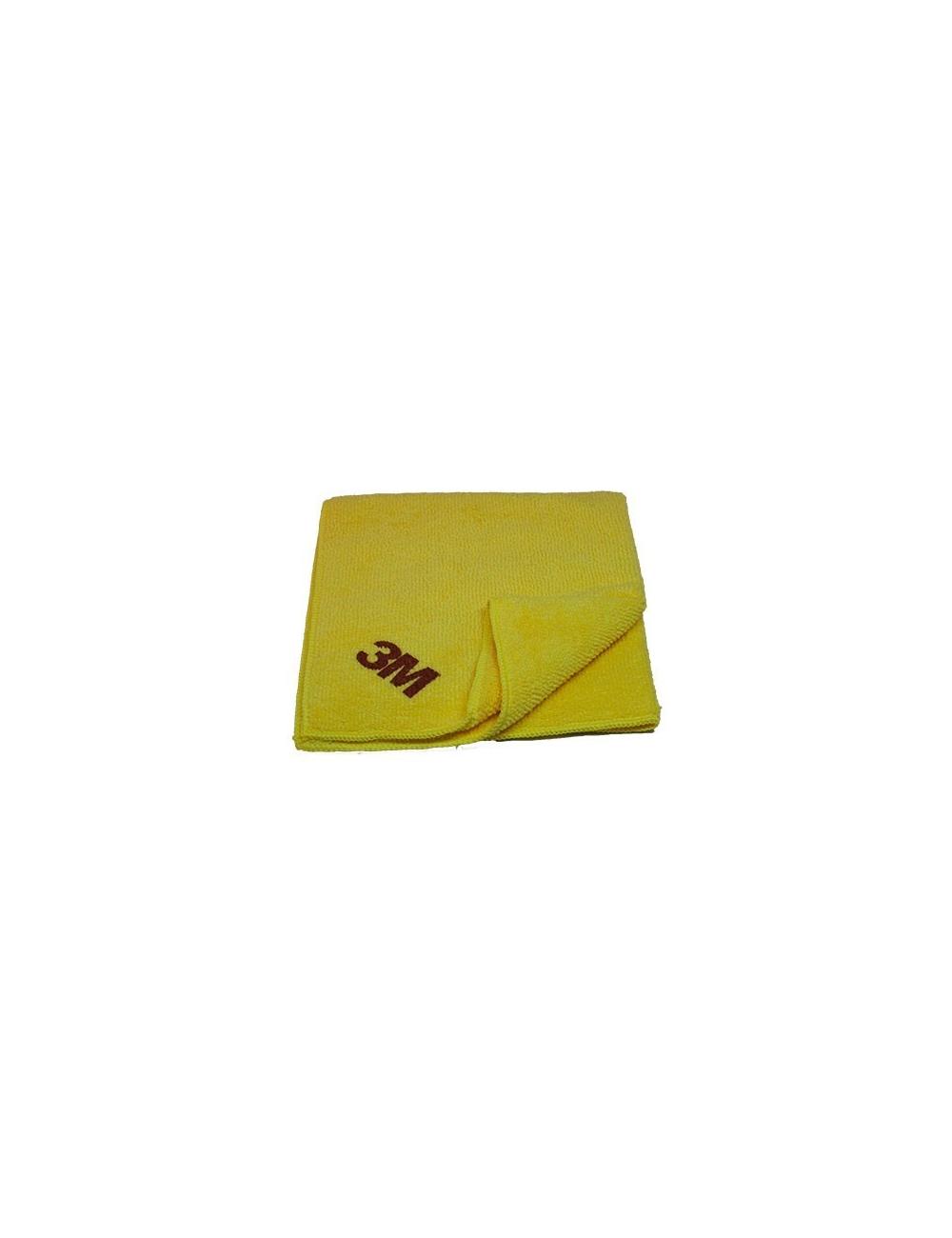 chiffon de lustrage optimum jaune 3m. Black Bedroom Furniture Sets. Home Design Ideas