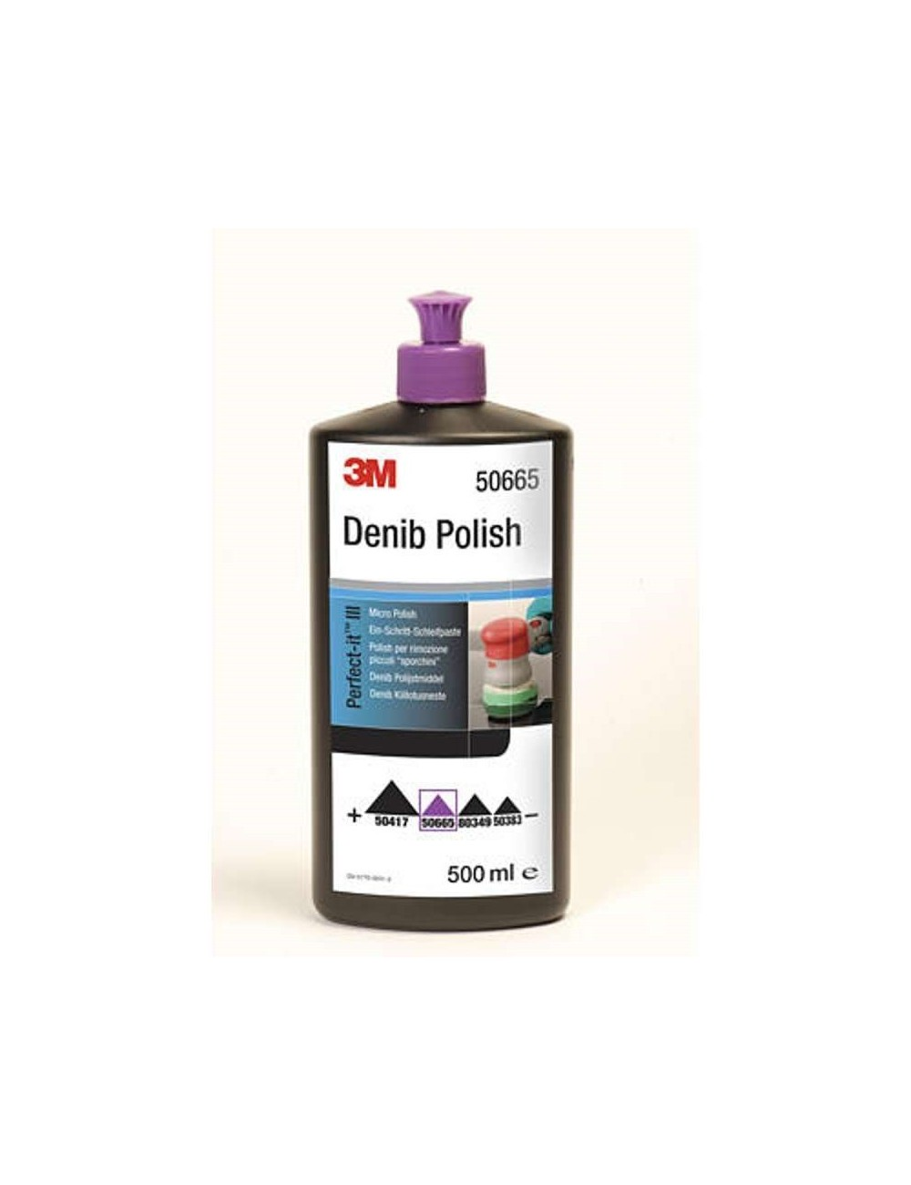 Liquide de finition Denib Polish 500ml
