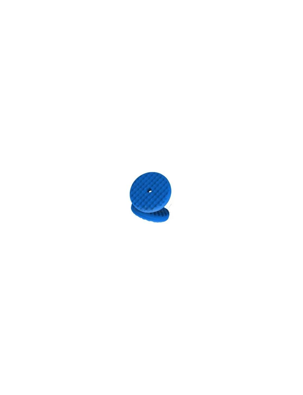 Mousse bleue double face alvéolé Quick Connect Ø216