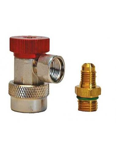 Coupleur basse pression R1234YF