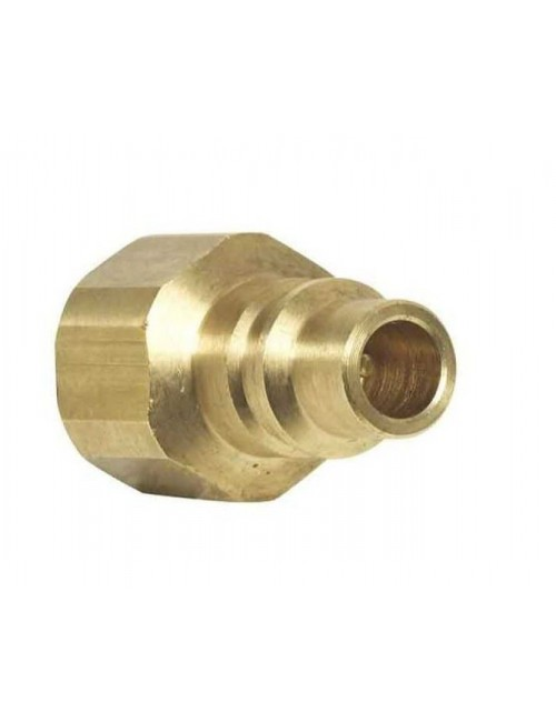 Raccord cylindre R1234YF universel haute pression