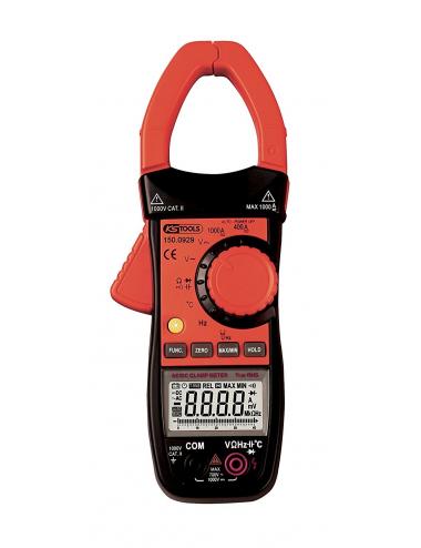 Pince ampèremétrique digital 1000 V