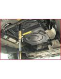 Appareil de remplissage de boîte de vitesse avec adaptateurs, 15 pcs