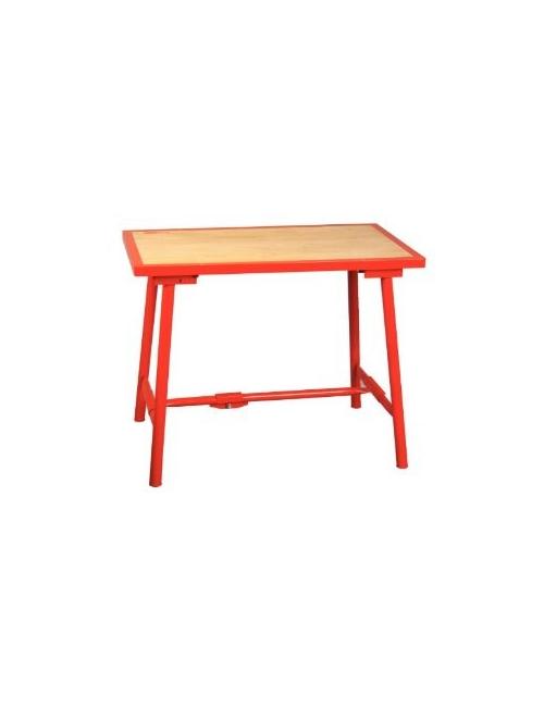 Table de monteur / 1070x620x350- plateau en hêtre multiplis, épaisseu