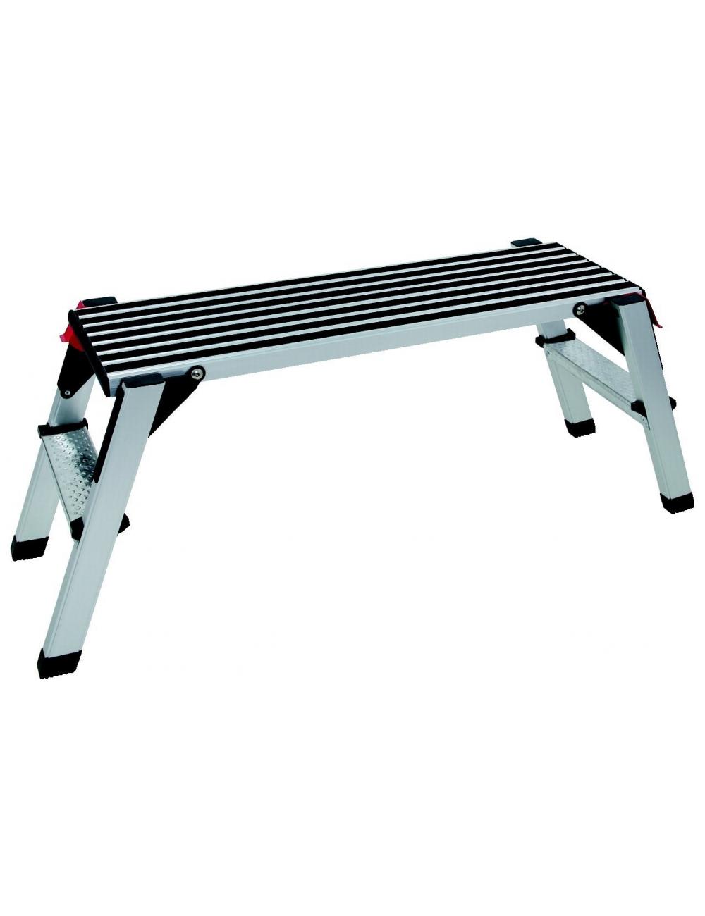 marche pied aluminium gys 057562. Black Bedroom Furniture Sets. Home Design Ideas