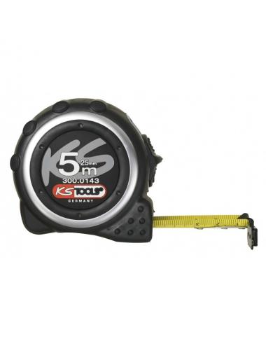 Mesure à ruban Précision PLUS Magnétique 5x25mm
