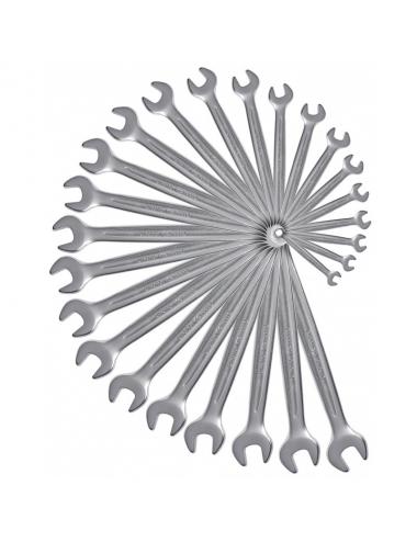 Jeu 25 clés mixtes ULTIMATE 6 à 34 mm