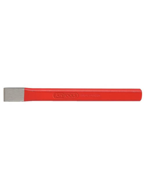 Burin méplat réafutable  - profil constant - 17 mm -Longueur 150 mm-