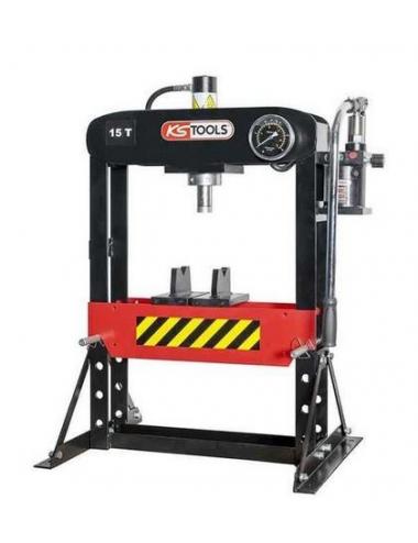 Presse hydraulique d'établi 15 tonnes