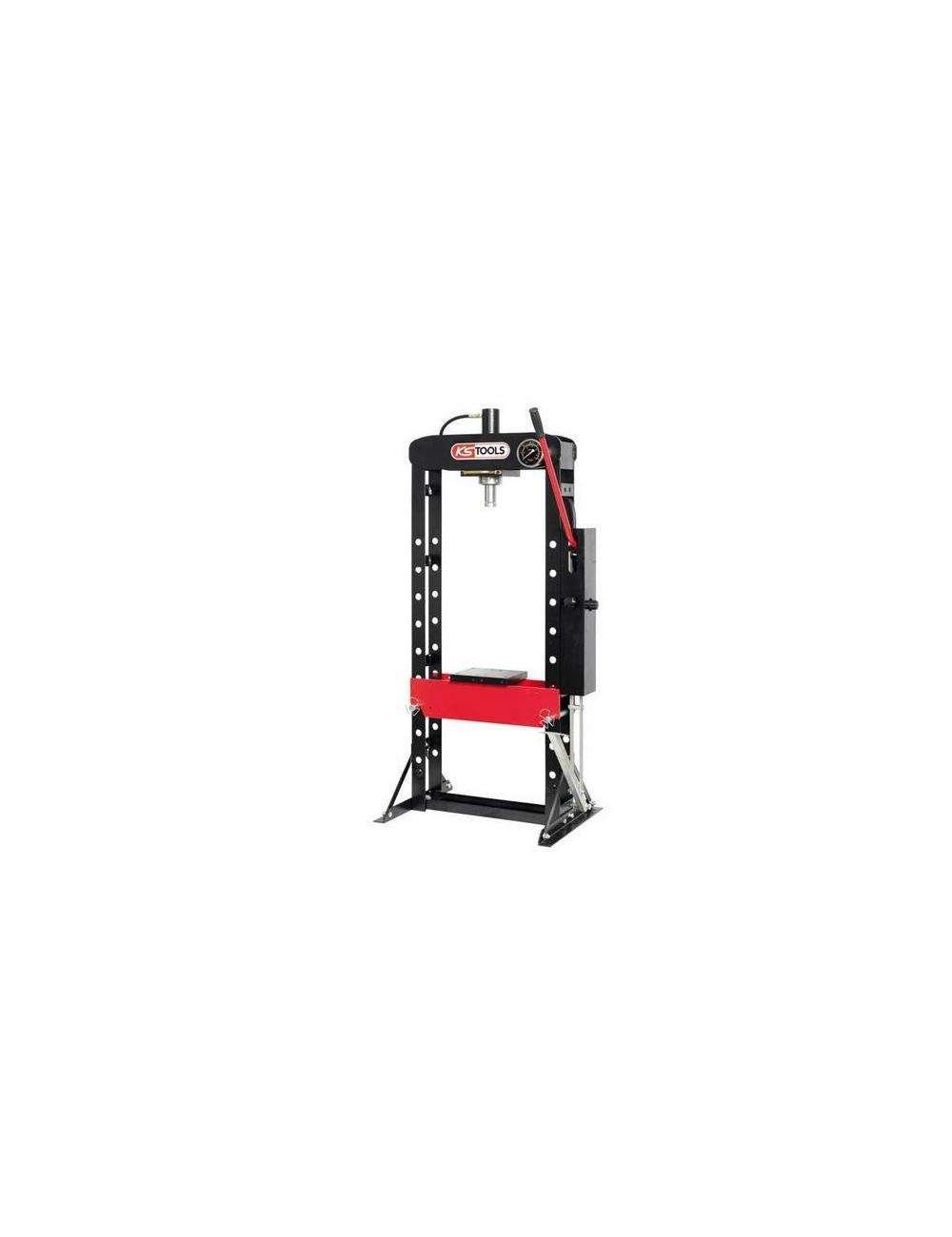 Presse hydraulique, 20 tonnes à pompe hydraulique 2 vitesses