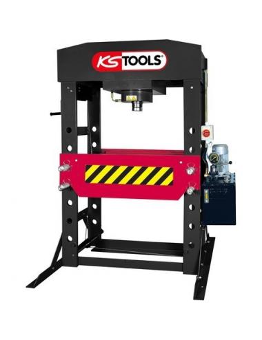 Presse hydraulique d'atelier 200 tonnes motorisée