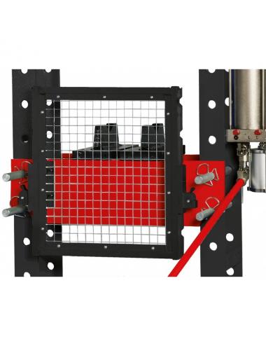 Grille de protection pour presse hydraulique 160.0114