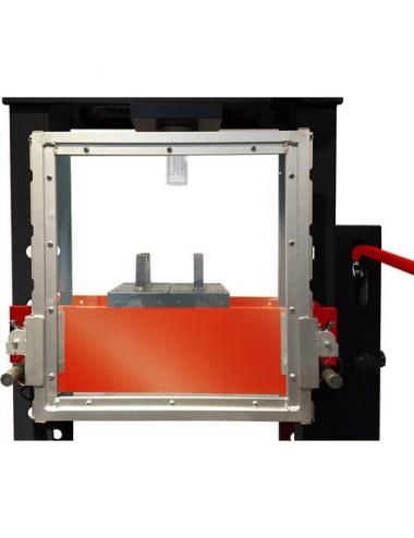 Grille de protection pour presses hydrauliques 160.0115 - 160.0116