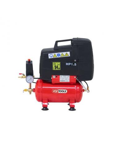 Compresseur à air sec 6L - 8bars -220V